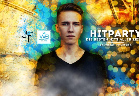 WS Hitparty – die besten Hits aller Zeiten! 20.01.