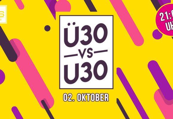 WS · Ü30 vs U30 · 02. Oktober