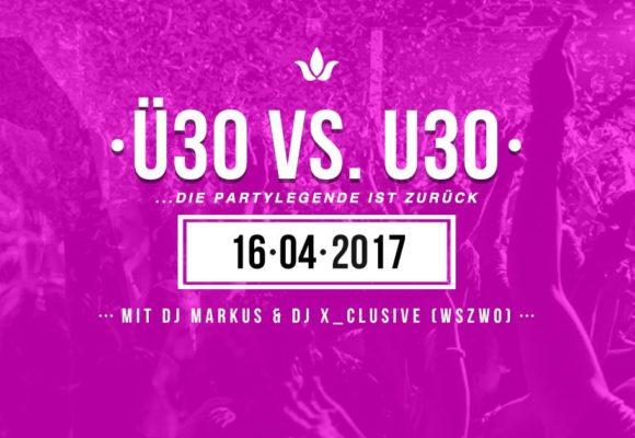 WS Ü30 vs. U30 – Ostersonntag