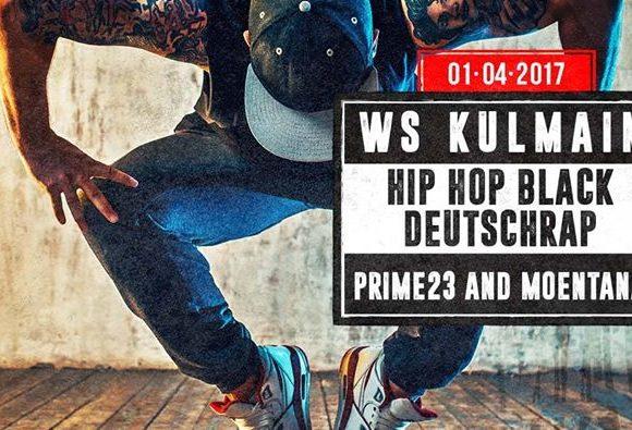 WS HipHop, Black & Deutschrap