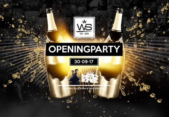 WS Opening · 30.09.17